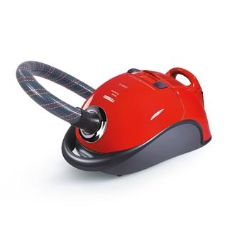 جاروبرقی روسو مدل هوم کامپتیبل قرمز گوجه ای